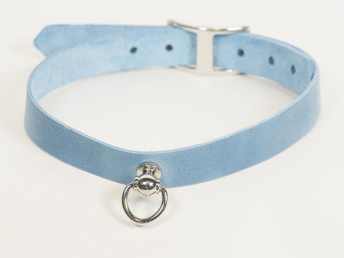Leather Beaten - Pretty Bluenote Collar