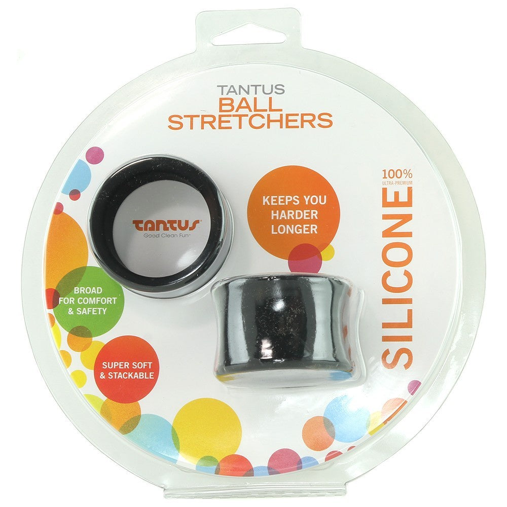 Tantus - Silicone Ball Stretchers