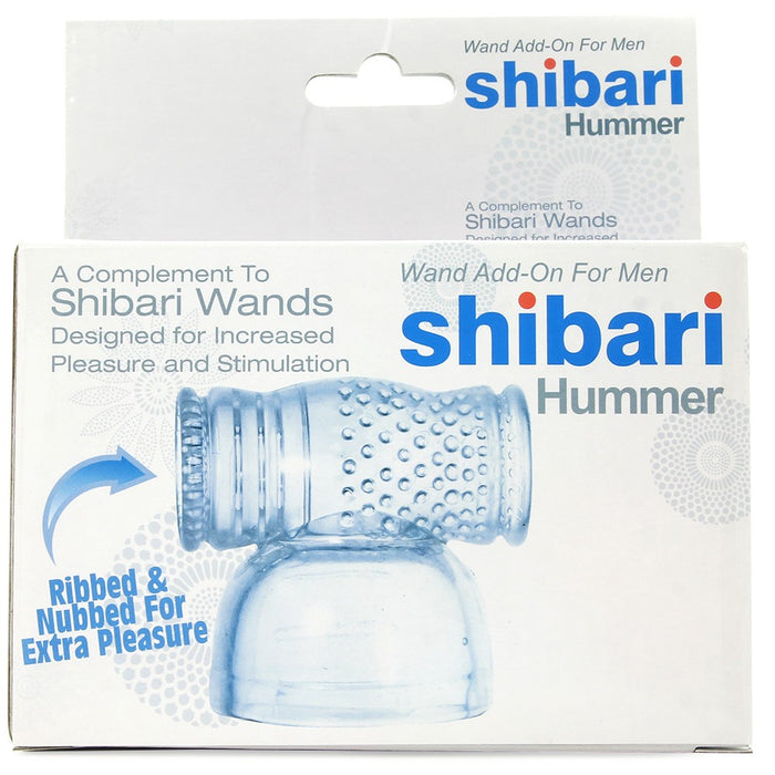 Shibari Hummer Wand Add-On