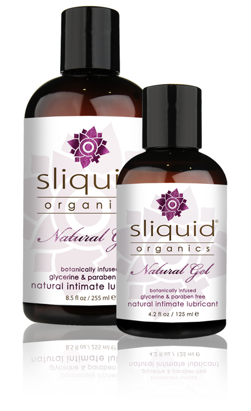 Sliquid - Organics Natural Gel Lubricant