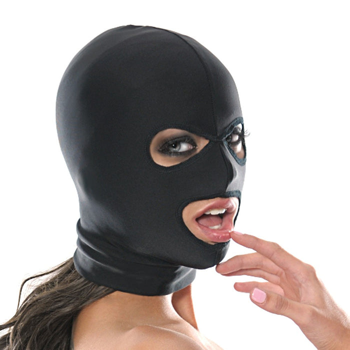 Fetish Fantasy 3 Hole Hood