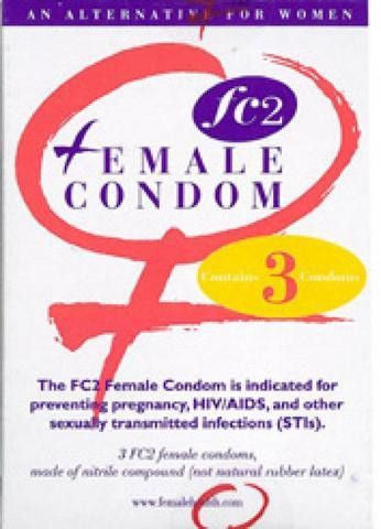 FC Female/Internal Condom