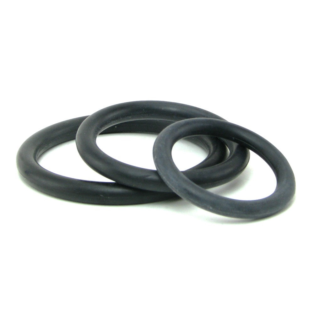 Cal Exotics - Tri-Rings Cock Ring Set