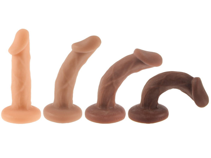 New York Toy Collective - Shilo Silicone Pack & Play Dildo
