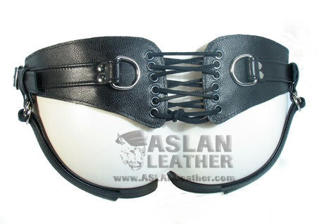 Aslan – Minx Upgrade Licorice for Jaguar Strap-on Harness