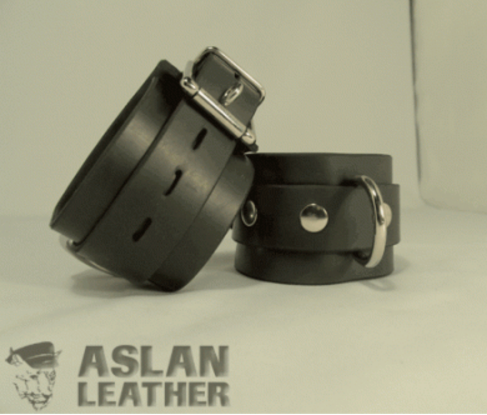 Rubber Wrist Cuffs by Aslan