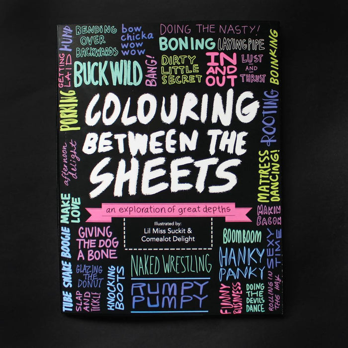 Colouring Between the Sheets