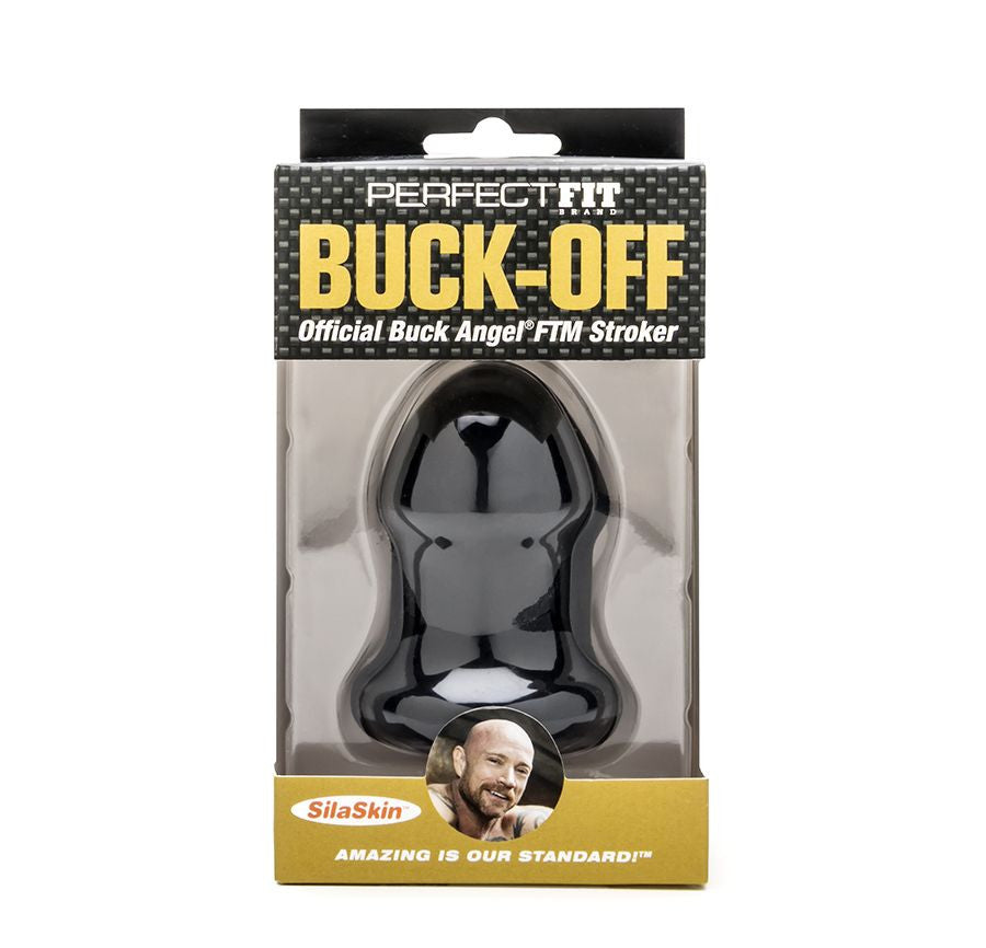 Buck Off Buck Angel Stroker