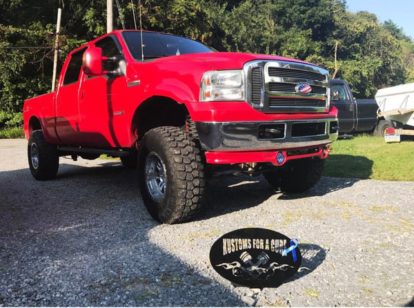 2005 Ford F-250 Crew Cab Power Stroke 6.0