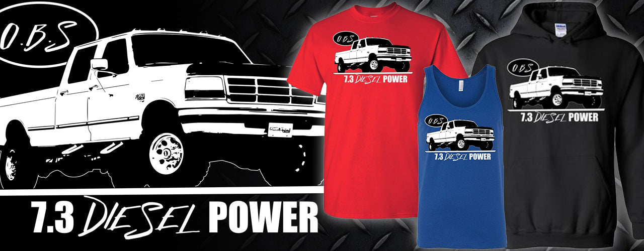 Ford Trucks produced between 1987 and 1997 are known as Old Body Style. Our collection covers standard cabs, crew cabs and even Bronco. Available with Diesel 7.3l graphics or 460 ci gas.
