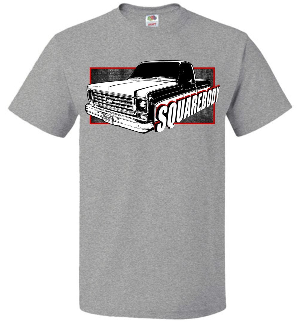Round Eye Square Body Squarebody Chevy T-Shirt