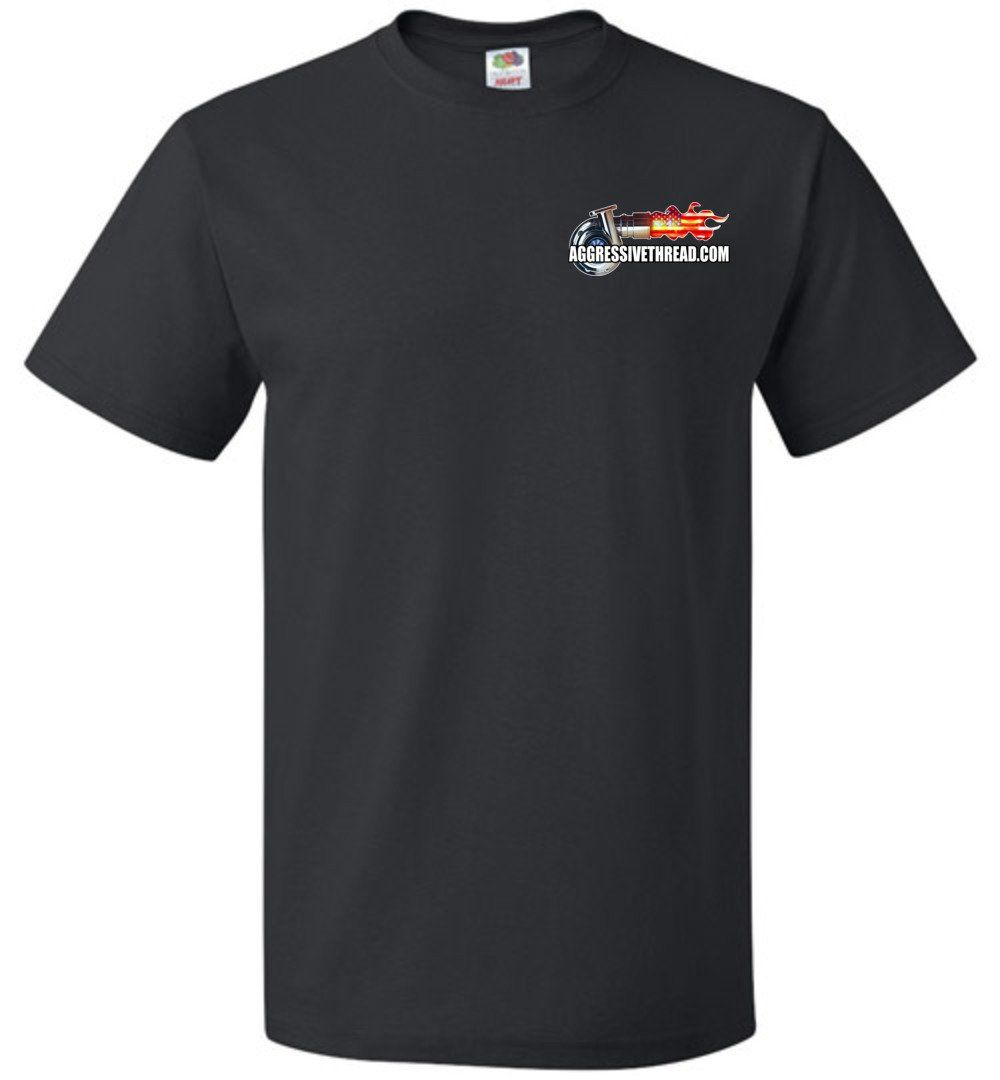Aggressive Thread 2019 Promo Wear T-Shirt
