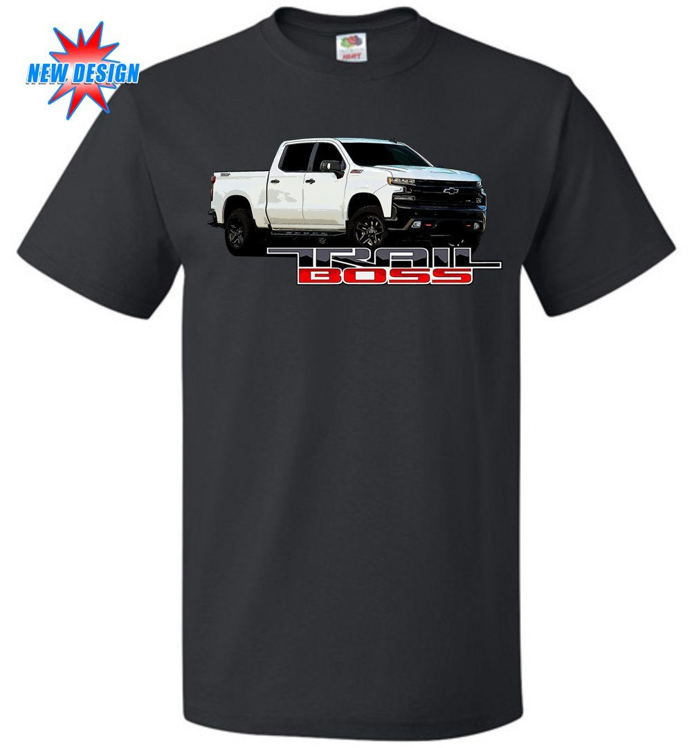Trail Boss Chevy Truck T-Shirt
