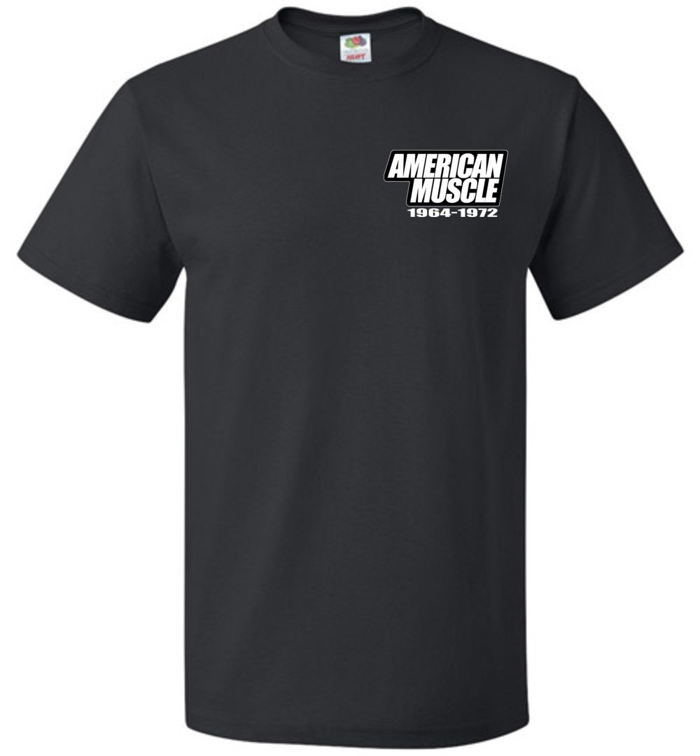1964-1972 Chevelle - American Muscle T-Shirt (🏷️10% OFF - Purchase 2 Or More Items)