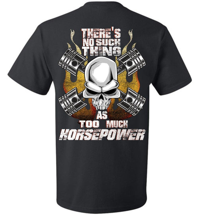 Gearhead Performance Vehicle Enthusiasts T-Shirt
