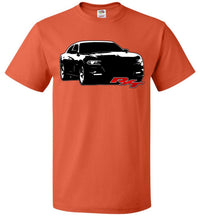 Dodge Charger RT T-Shirt | Mopar T-shirt | Hemi 5.7 | Aggressive Thread Muscle Car Apparel