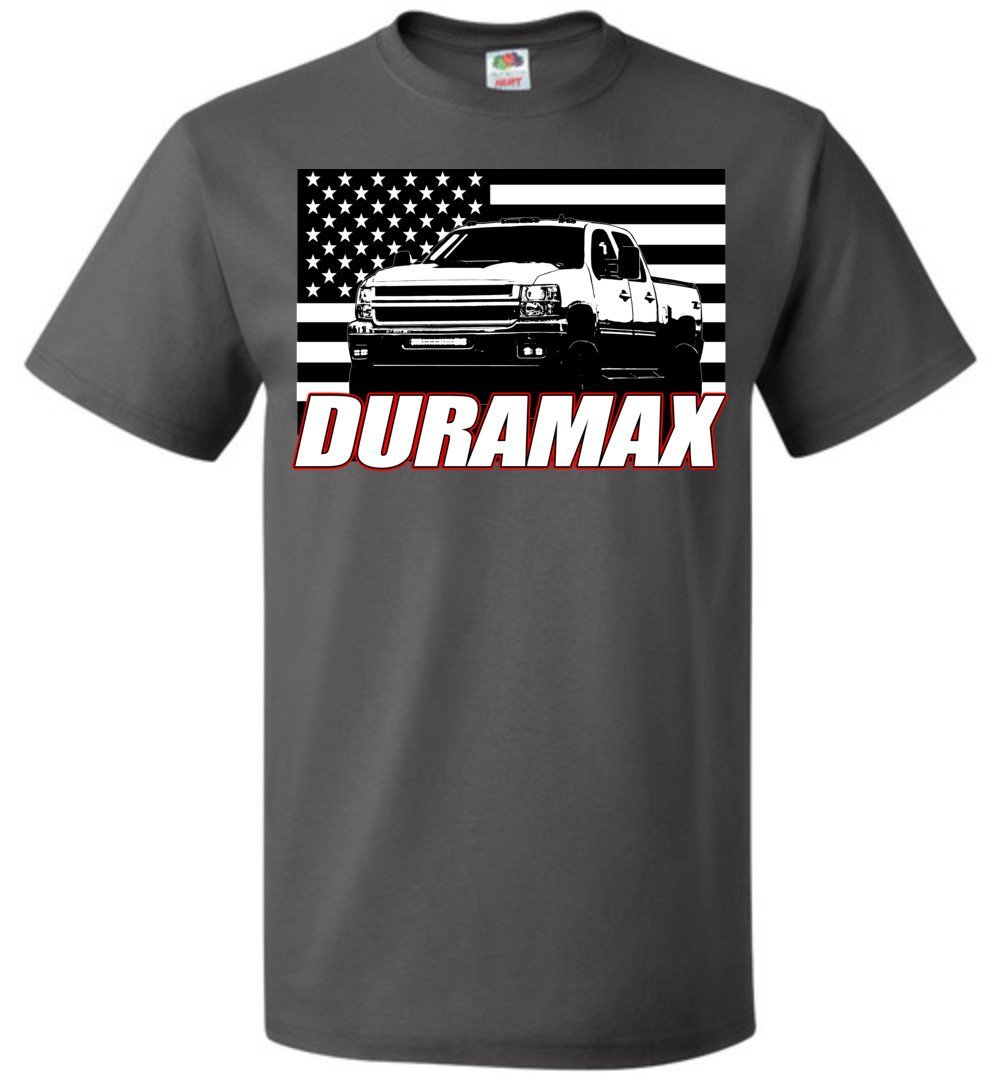 Duramax T-Shirt | Aggressive Thread Diesel Truck Apparel