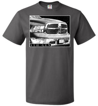 Ram Truck | 4th Gen Ram Truck | 09-19 Ram Truck | T-Shirt | Aggressive Thread Truck Apparel