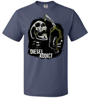 Cummins T-Shirt | Duramax T-Shirt | Power Stroke T-Shirt |2nd Gen Cummins | Aggressive Thread Diesel Truck Apparel
