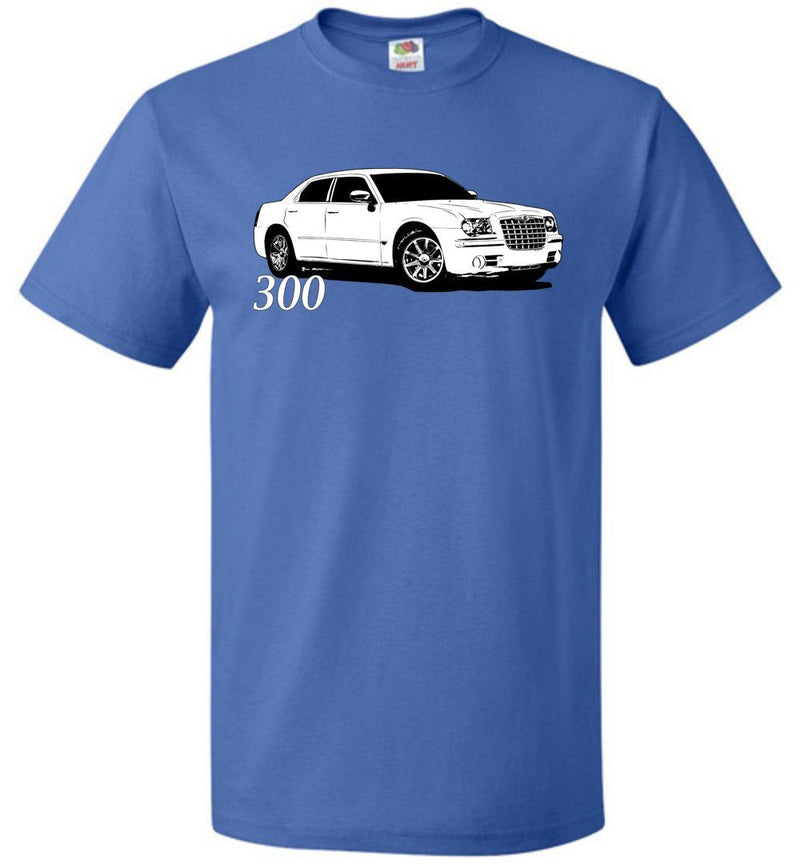 05-10 Chrysler 300 T-Shirt | Mopar Sweatshirt | Aggressive Thread
