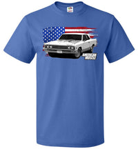 1967 Chevrolet Chevelle T-Shirt | Aggressive Thread Muscle Car Apparel
