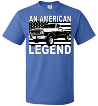 First Gen Dodge Ram T-Shirt | Aggressive Thread Diesel Truck Apparel