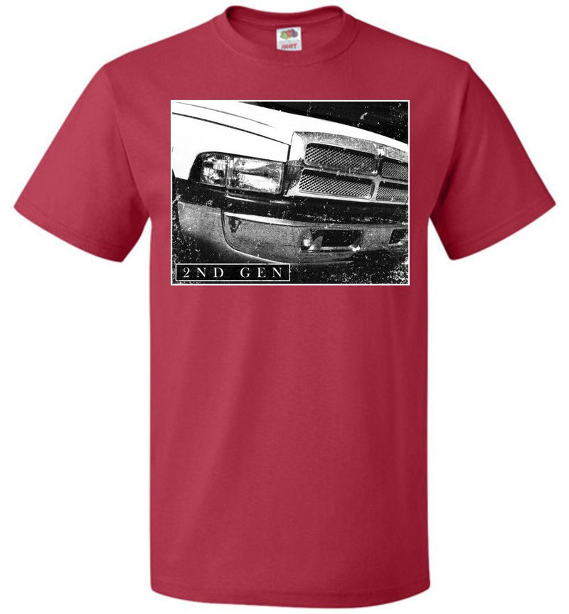 22nd Gen Dodge Ram T-Shirt | Second Gen Ram | Cummins Shirt | Aggressive Thread