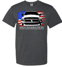 3rd Generation Dodge Ram | Third Gen Dodge Ram | Aggressive Thread Truck Apparel