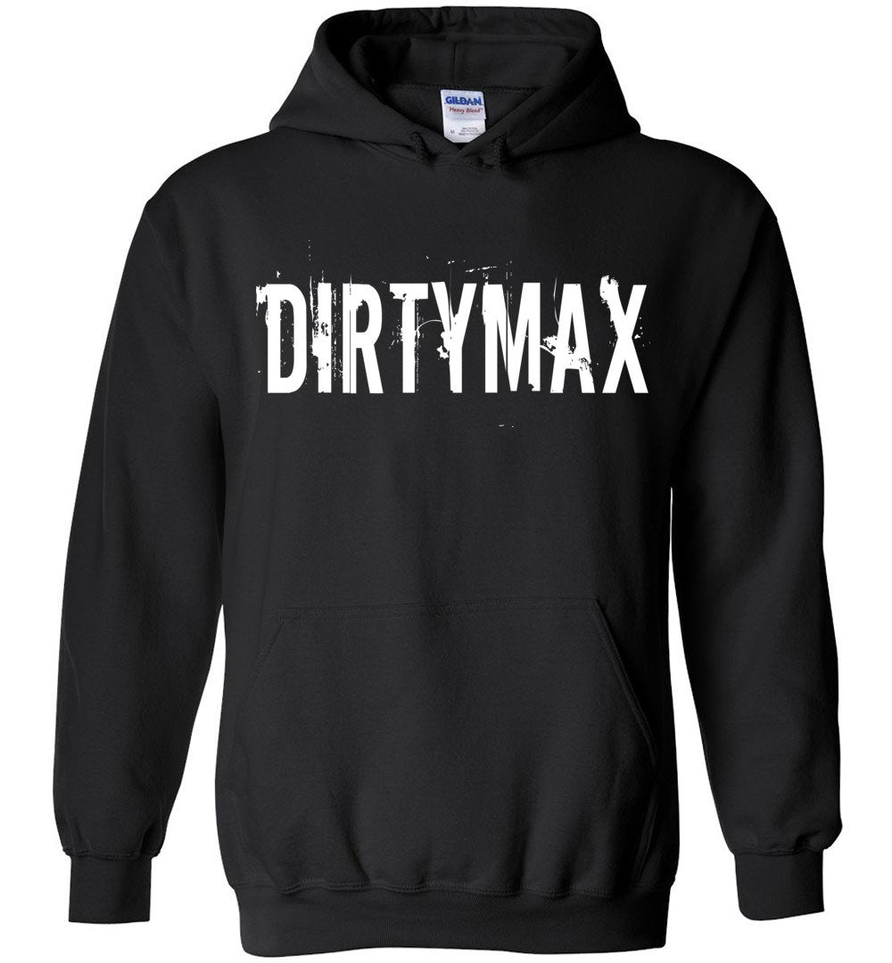 Duramax Hoodie | Dirtymax Sweatshirt | Aggressive Thread Diesel Truck Apparel