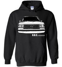 Ford OBS Hoodie Sweatshirt | 90s Ford Truck | Brick Nose Ford | Aggressive Thread Truck Apparel