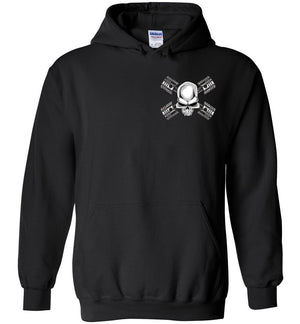 Hoodie For Diesel Truck Enthusiasts - Mopar Enthusiasts - Muscle Car Enthusiast