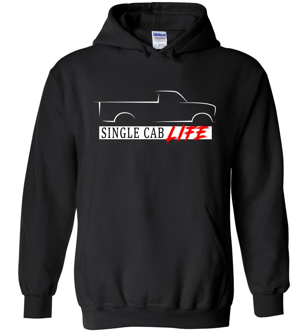 Single Cab Life Hoodie Sweatshirt
