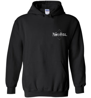 MotrHedz - Work Hard Play Fast Hoodie Sweatshirt