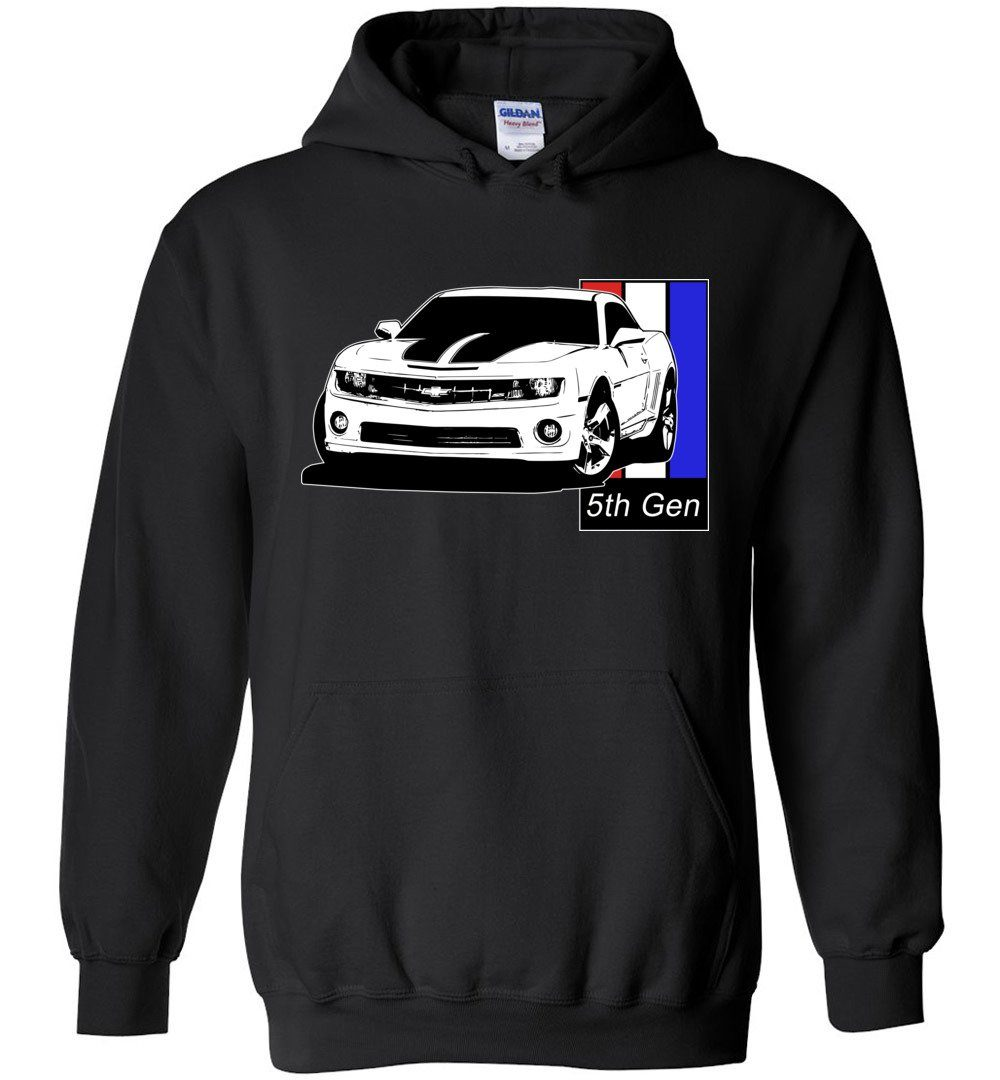 5th Gen Camaro Hoodie | Camaro T-Shirt | Aggressive Thread Auto Apparel