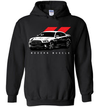 201-2014 Dodge Charger Hoodie | Mopar sweatshirt | Hemi 5.7 | Aggressive Thread Muscle Car Apparel
