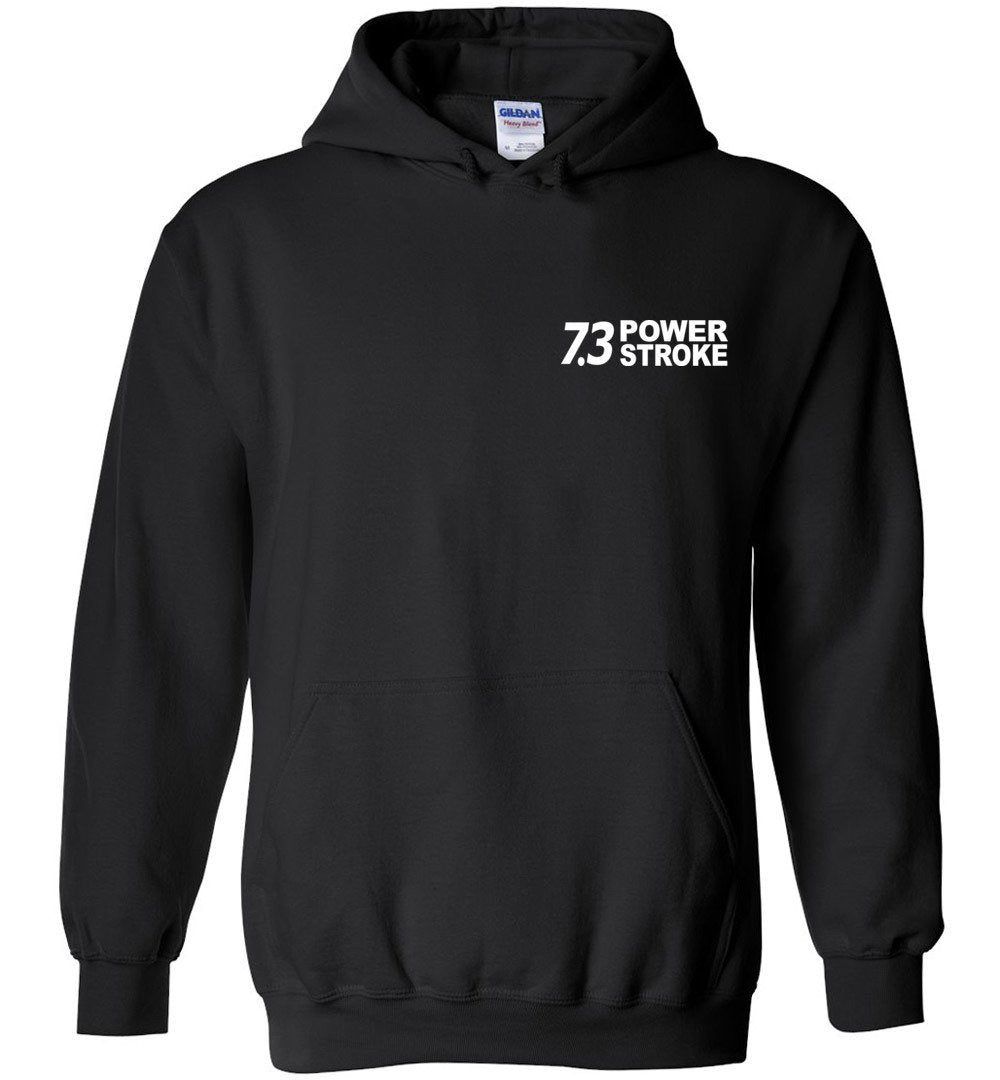 7.3 Power Stroke Size Matters Hoodie Sweatshirt (🏷️10% OFF - Purchase 2 Or More Items)