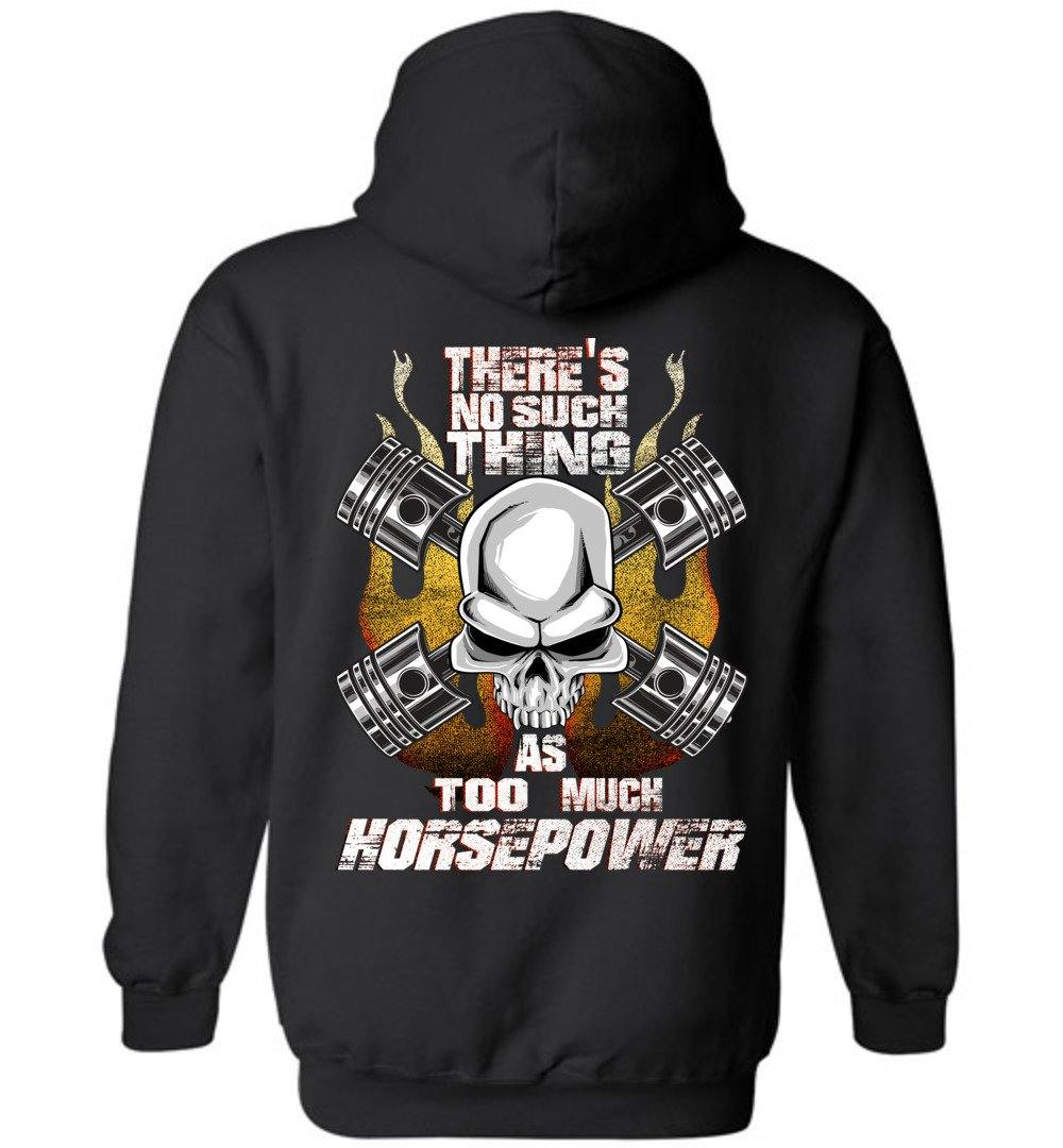 Gearhead Performance Vehicle Enthusiasts Hoodie Sweatshirt