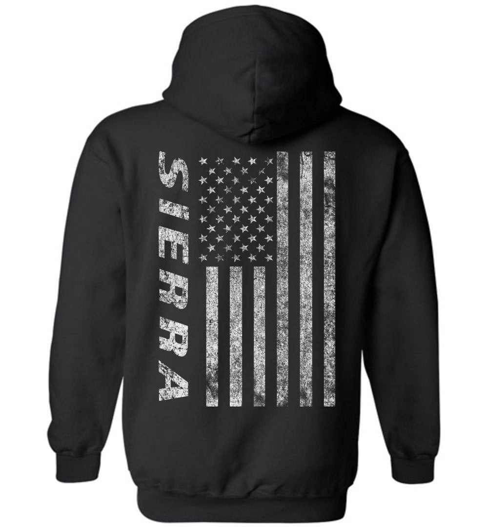 GMC Sierra Hoodie Sweatshirt | Aggressive Thread Truck Apparel