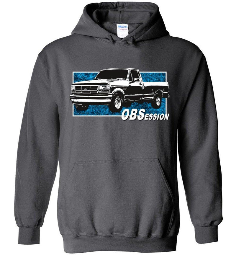 Ford OBS F150 Hoodie | Ford OBS Sweatshirt | Aggressive Thread Diesel Truck Apparel