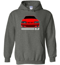 Ford Mustang Hoodie | Aggressive Thread Muscle Car Apparel