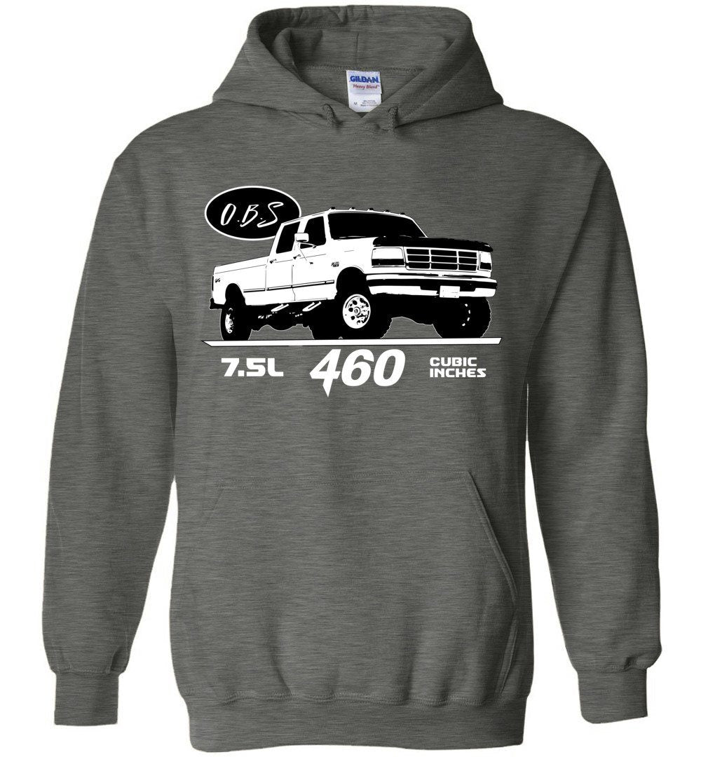 OBS Ford Truck | Ford OBS Crew Cab | Aggressive Thread Diesel Truck Apparel