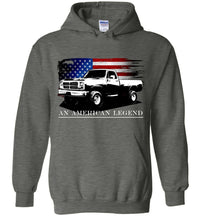 First Gen Dodge Ram Hoodie Sweatshirt | Aggressive Thread Diesel Truck Apparel