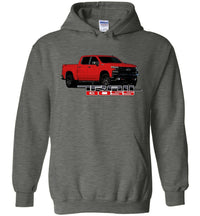Trail Boss chevy truck Hoodie Sweatshirt | Chevy Truck Apparel | Aggressive Thread Truck Apparel