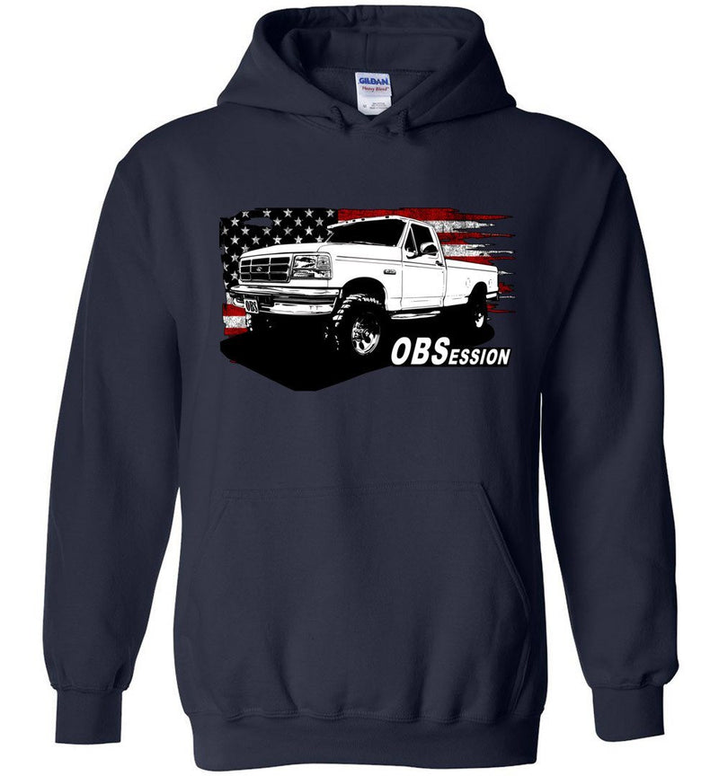OBS Old Body Style Ford Truck | OBS Ford Truck | Aggressive Thread Truck Apparel