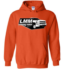 LMM Duramax Diesel Apparel Hoodie Sweatshirt From Aggressive Thread