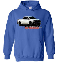 Chevy Trail Boss 1500 | Aggressive Thread Truck Apparel