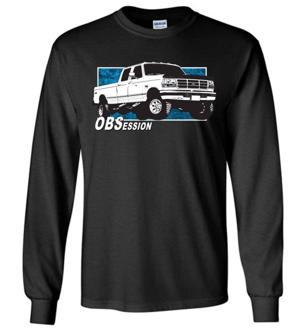 Ford OBS Crew Cab OBSession Long Sleeve T-Shirt