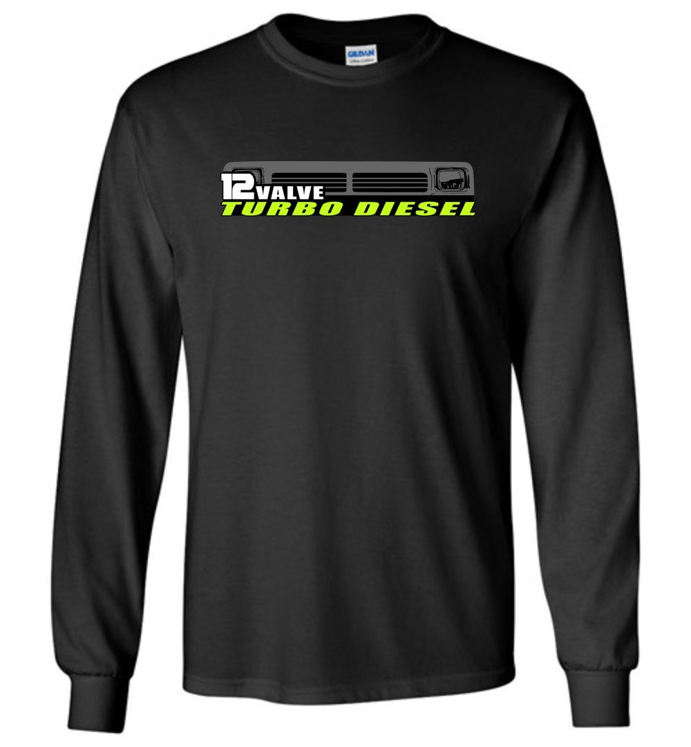 Cummins T-Shirt | 1st Gen Cummins | Aggressive Thread Diesel Truck Apparel