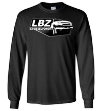 lbz duramax diesel truck t-shirts form aggressive thread