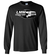 LMM Duramax Diesel Power Long Sleeve T-Shirt From Aggressive Thread
